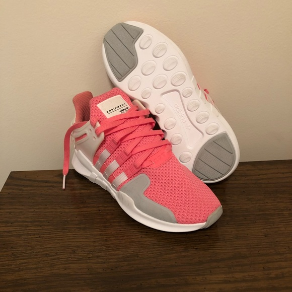 info for a4d7c aaf04 Adidas EQT pink & white NWT NWT